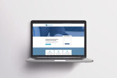 Smithson Business Services, Website Design Edmondson's IT